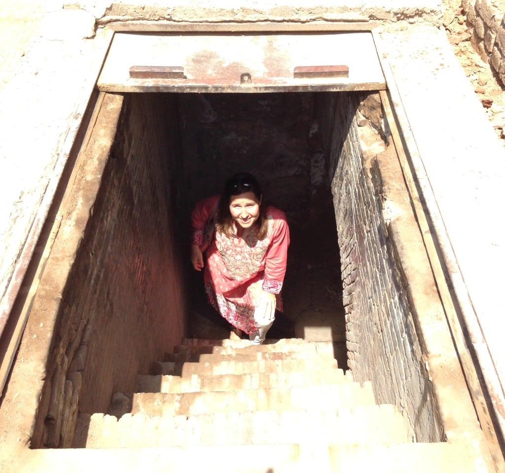 Nur Fahan Tomb