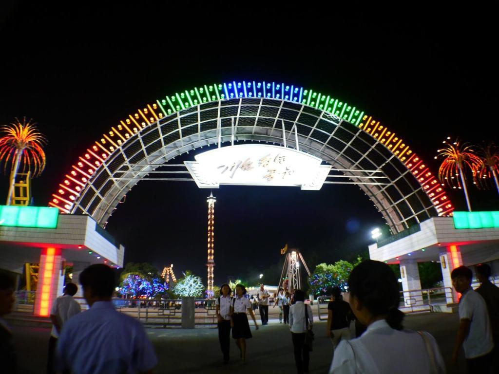 Pyongyang Fun Fair