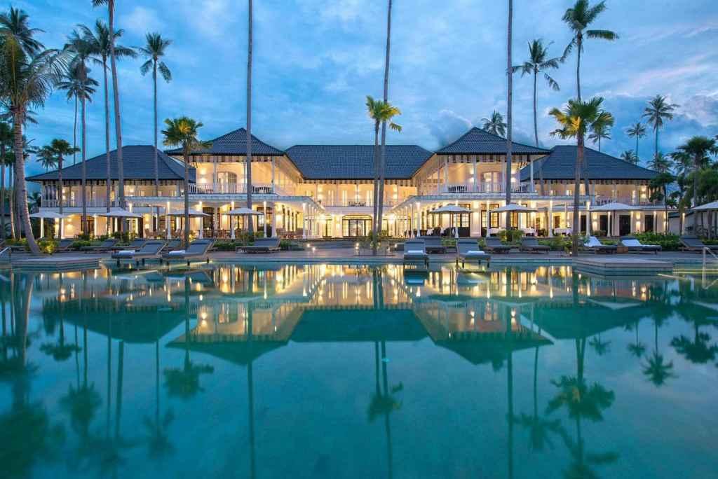 beach resorts near Singapore, The Sanchaya