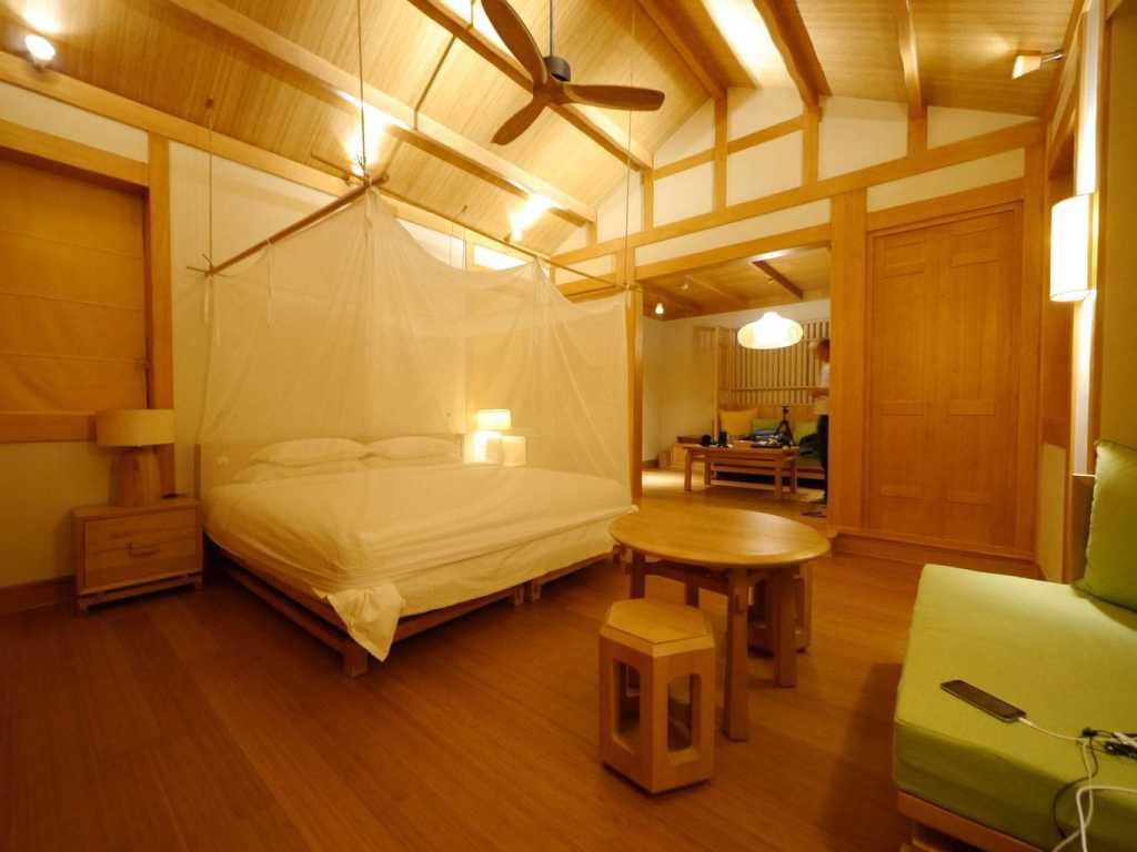 Six Senses Qing Chen Mountain suite