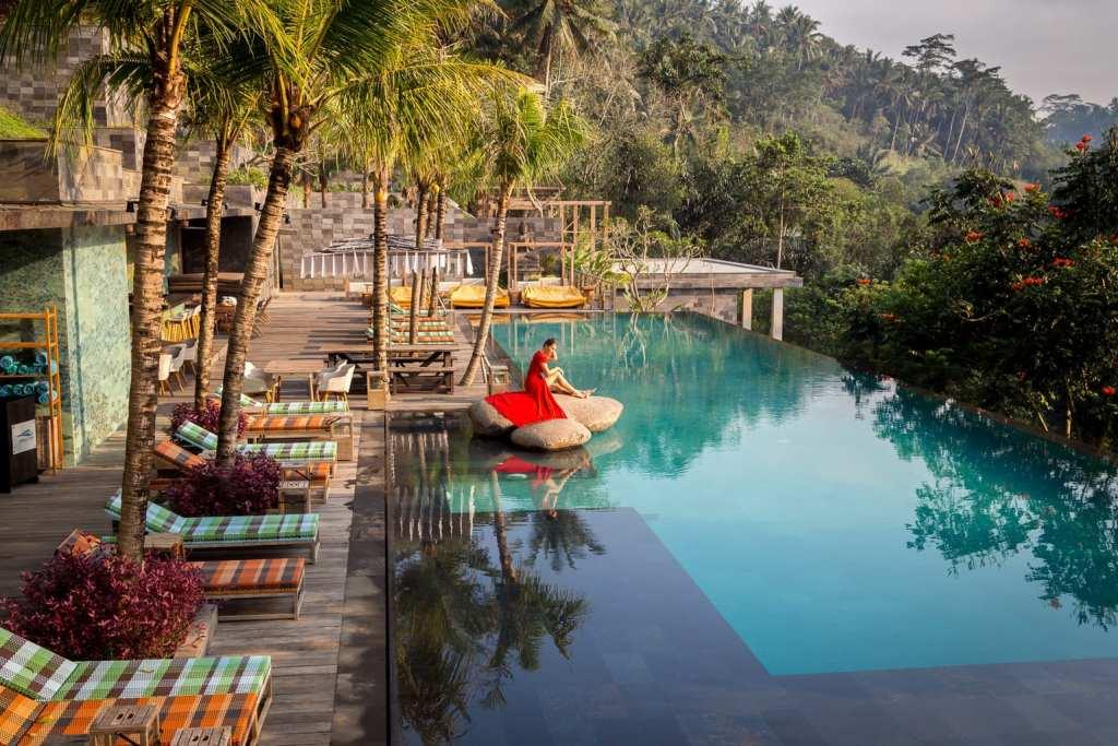Chapung Se Bali pool