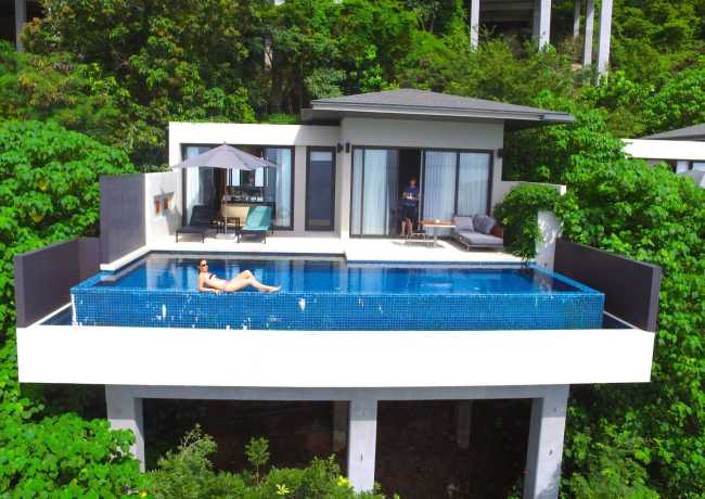 Best Luxury resorts in Koh Samui