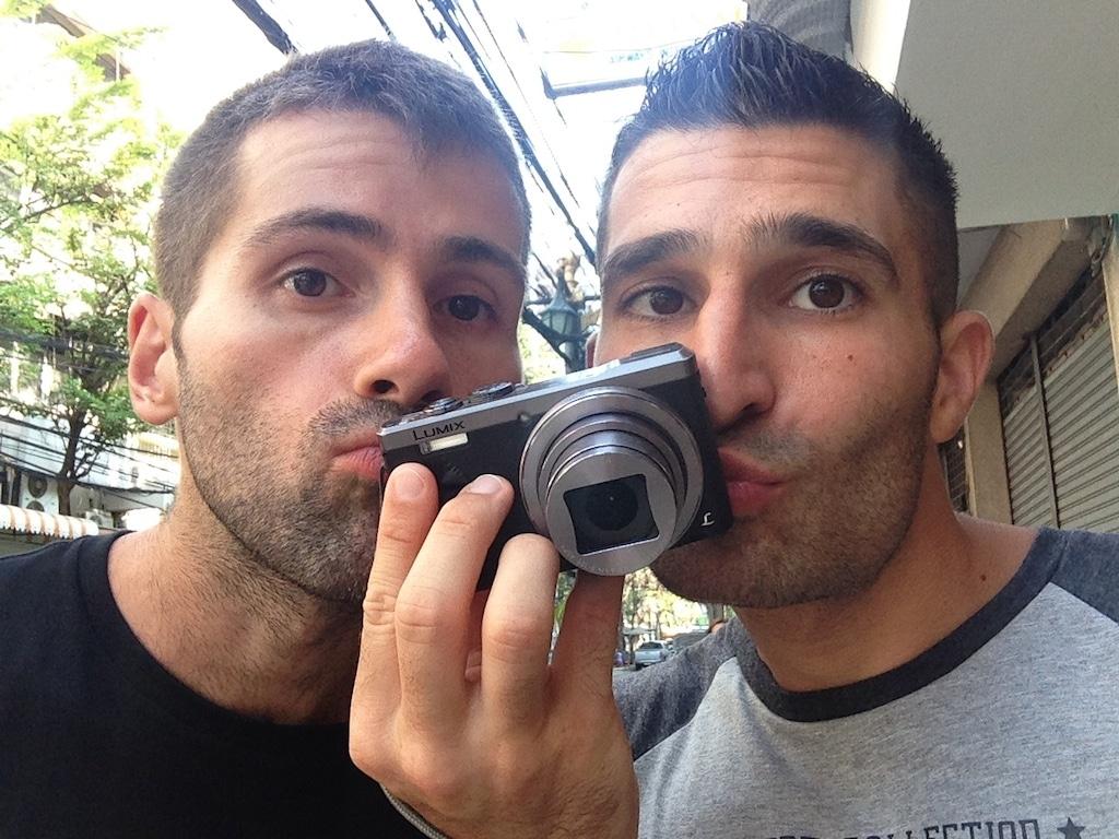 Stefan and Sebastien