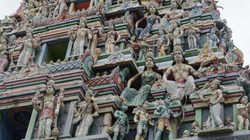 Little India Temples