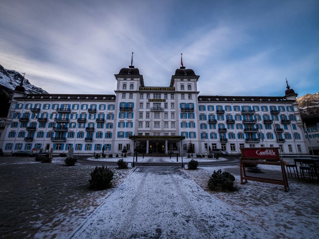 Kempinski in St. Moritz