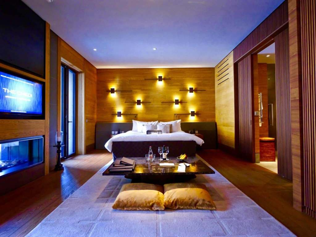 The Chedi Andermatt room