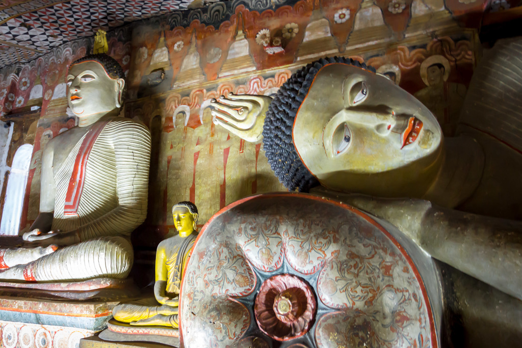 Dambulla Golden Temple