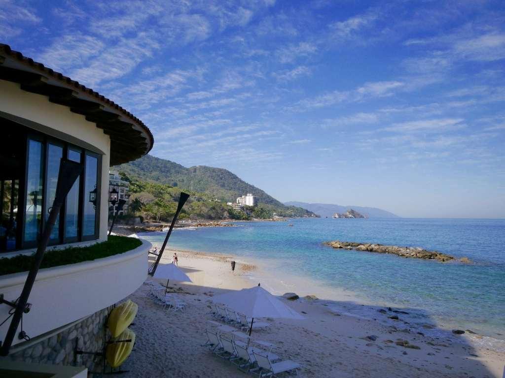 Garza Blanca beach