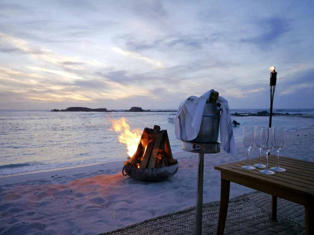 St. Regis Punta Mita beach sunset