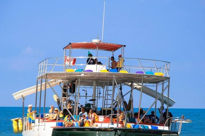 """Marieta Islands snorkeling tour"""