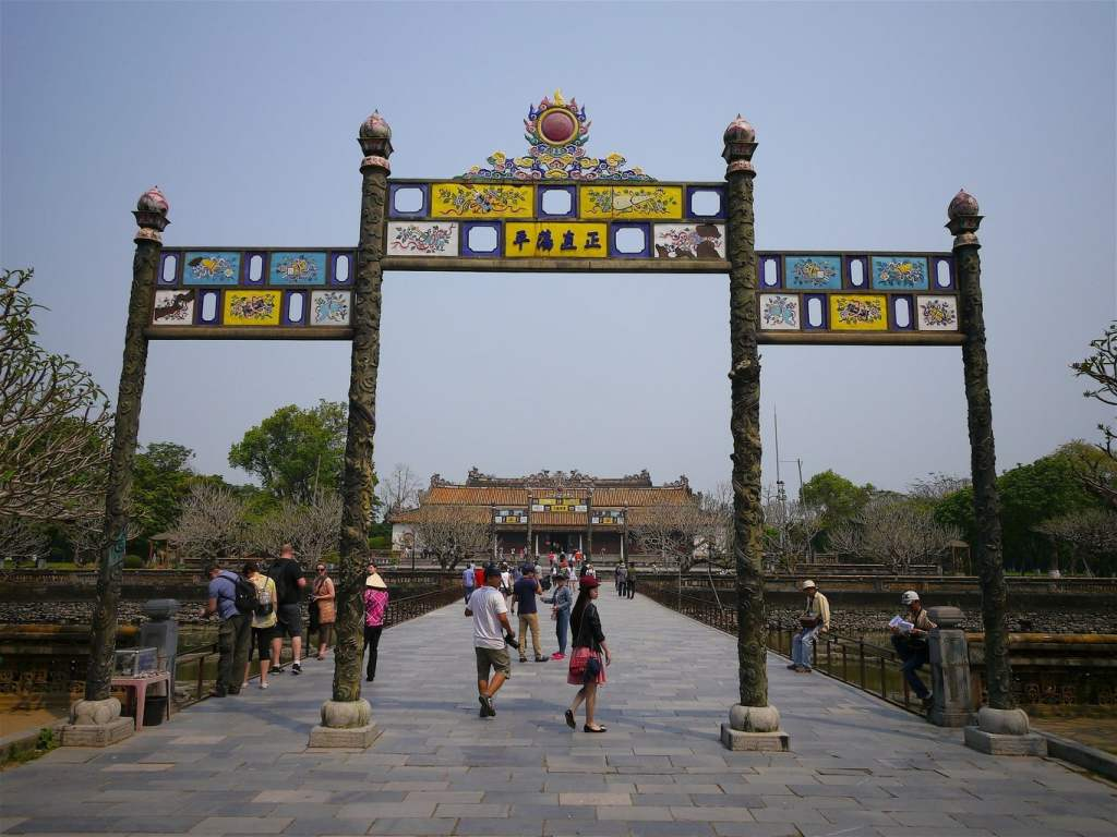 Da Nang itinerary, Hue Imperial City