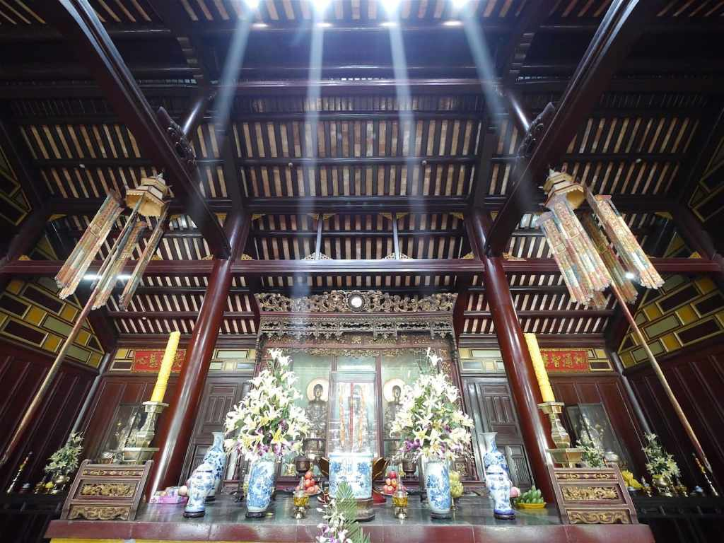 Chinese architectural traits