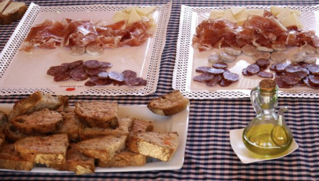 """Breakfast at Cava Llopart Gran Reserva Tour"""