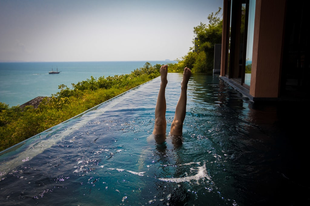 Sri Panwa Luxury Pool Villa