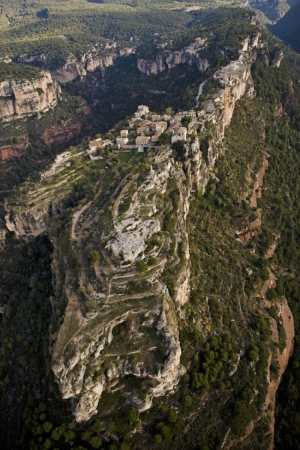"""Siurana from above"" Siurana guide"