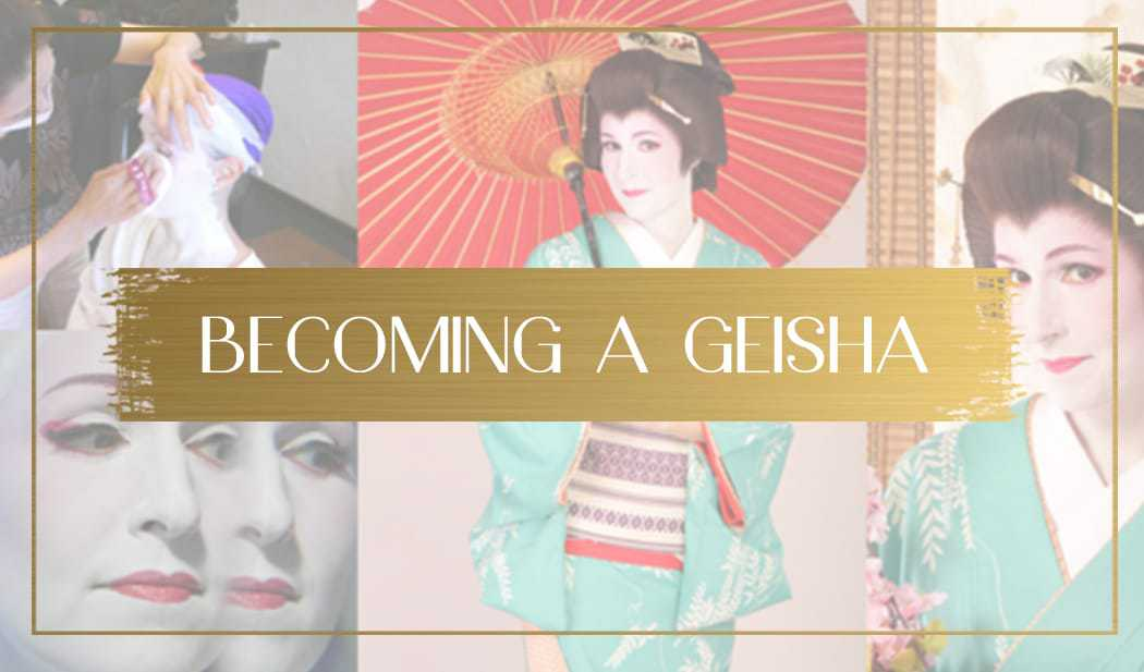 Becoming a geisha main