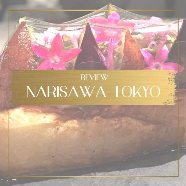 Review of Narisawa feature