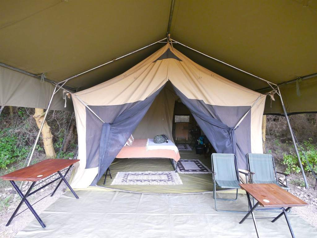 Ker & Downey Mobile tented camp in Amboseli