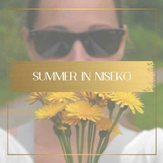 Summer in Niseko feature