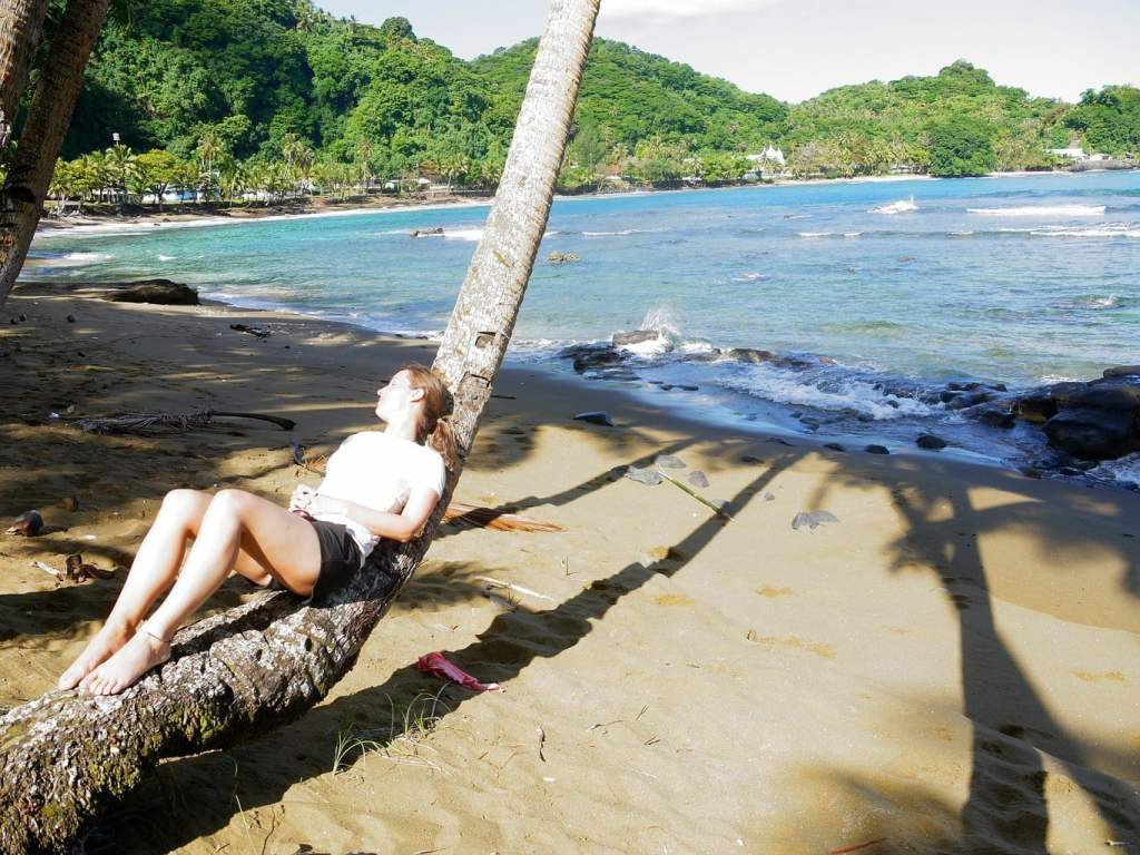 Palagi Beach