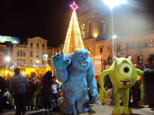 """La Paz New Years Eve"""