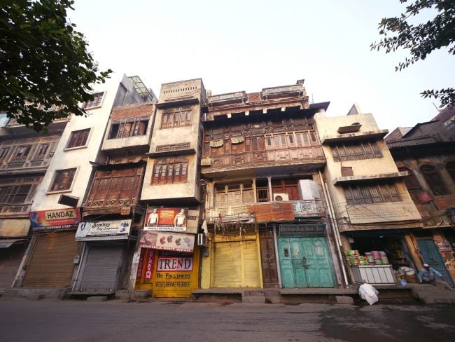 """""""Architecture and heritage in Amritsar"""""""
