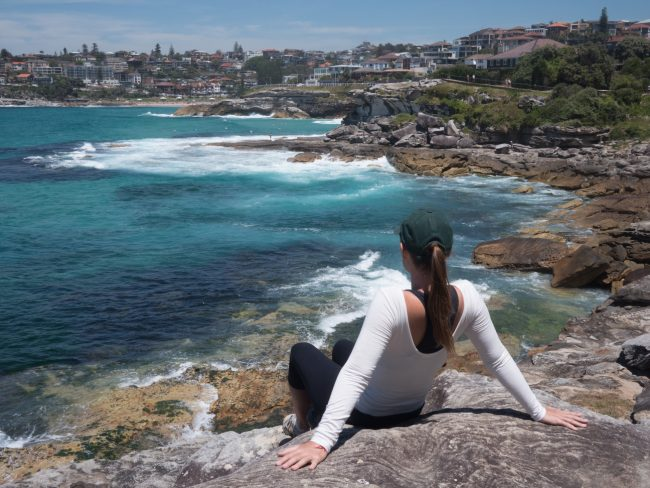"""Bondi to Coogee coastal walk"""