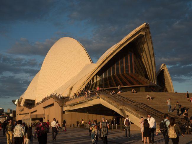 """The Sydney Opera House"""
