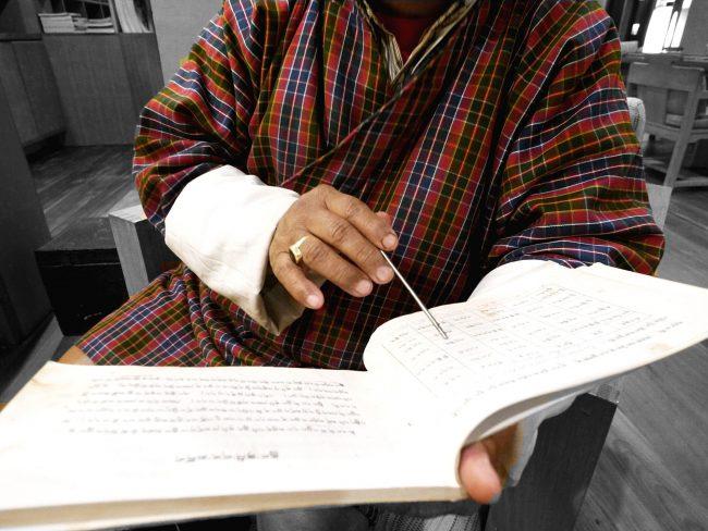 """""""Astrology reading in Bhutan"""""""
