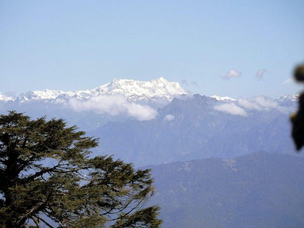 Bhutanese HImalayas