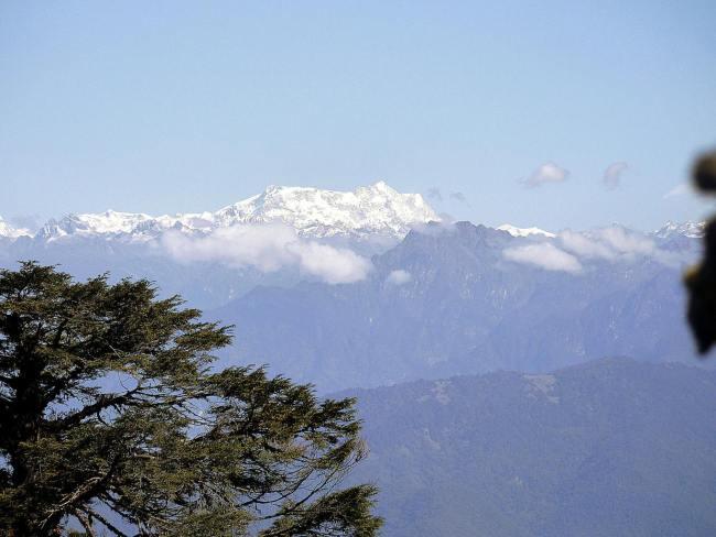 """Bhutanese HImalayas"""