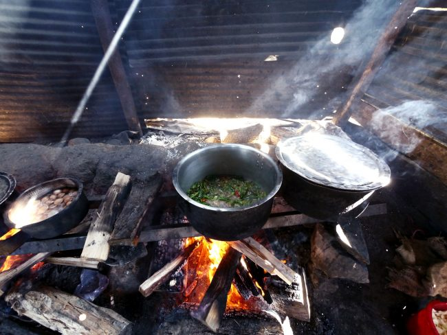 """""""Cooking lunch for the monks in Gangtey"""""""