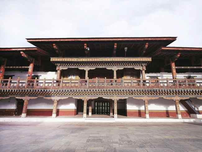 """""""Punakha Dzong"""""""