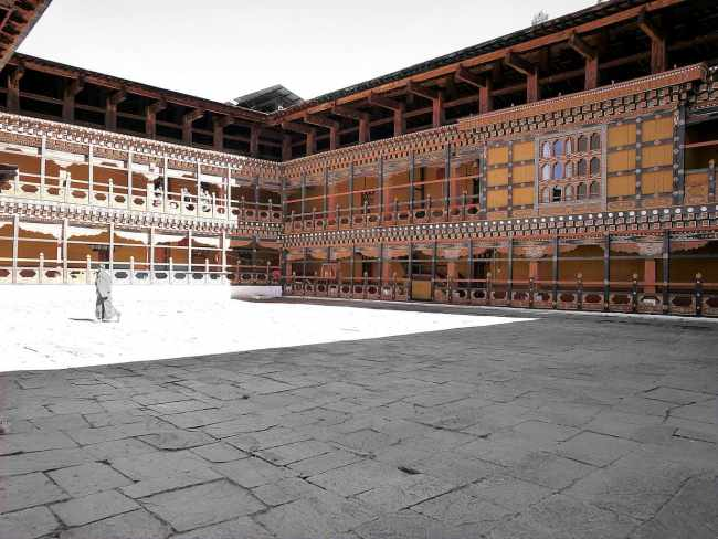 """Paro Dzong"""