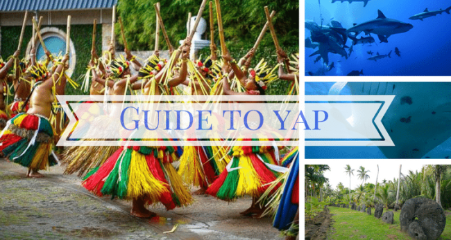 what to do in Yap