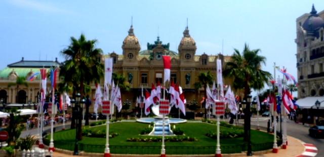 The Casino in Monaco