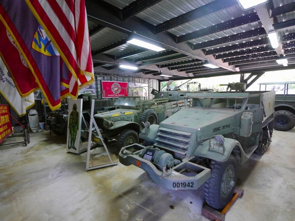 Pacific War Museum Guam