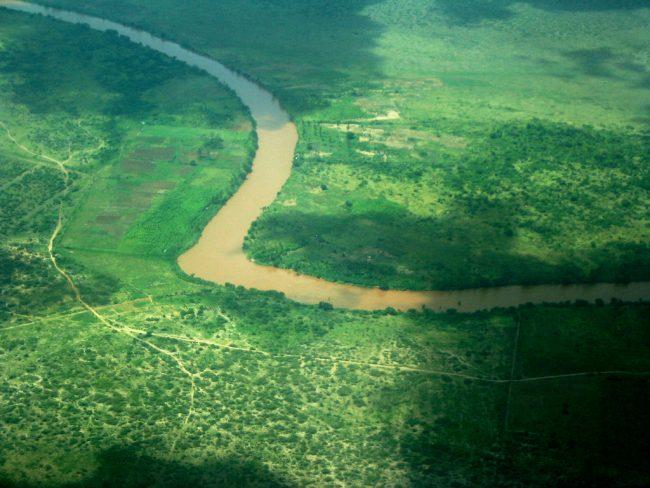 Juba river Somalia