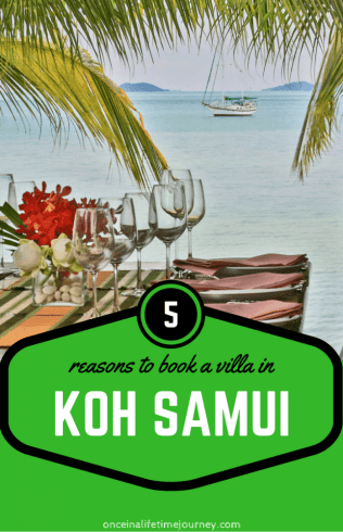 Koh Samui Villa