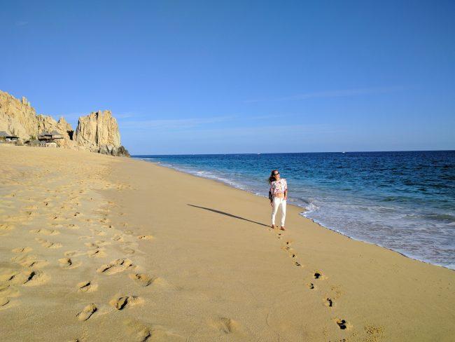 """Solmar beach and Land's End"""