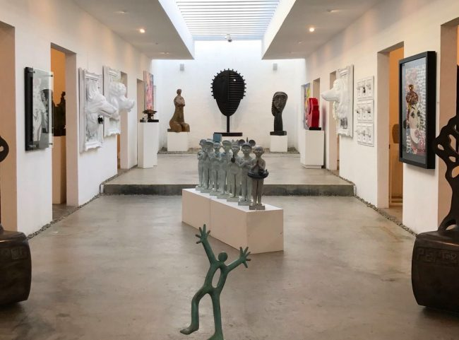 """Galleries in San Jose del Cabo"""