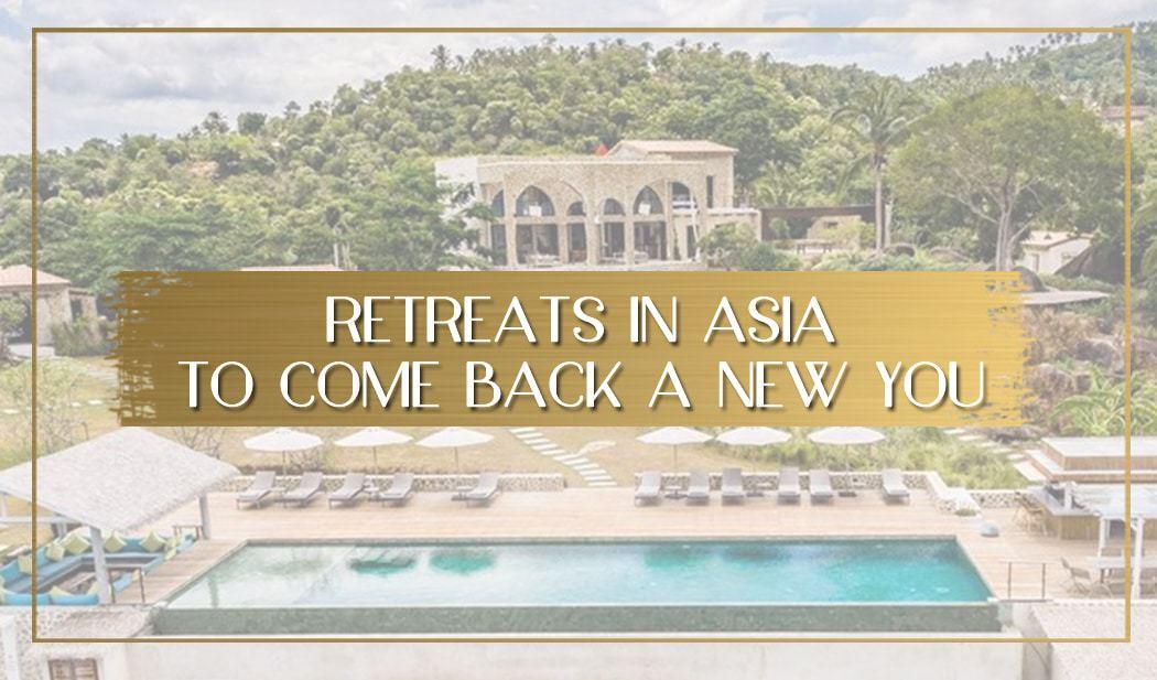 Retreats in Asia main