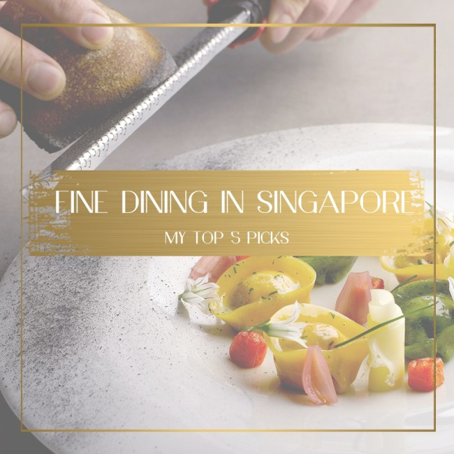 fine dining in singapore feature