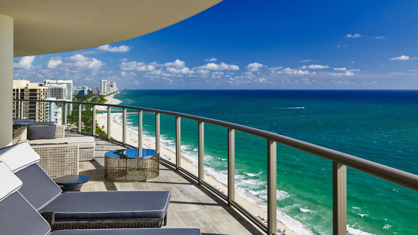 Spectacular views at The St Regis Bal Harbour Resort