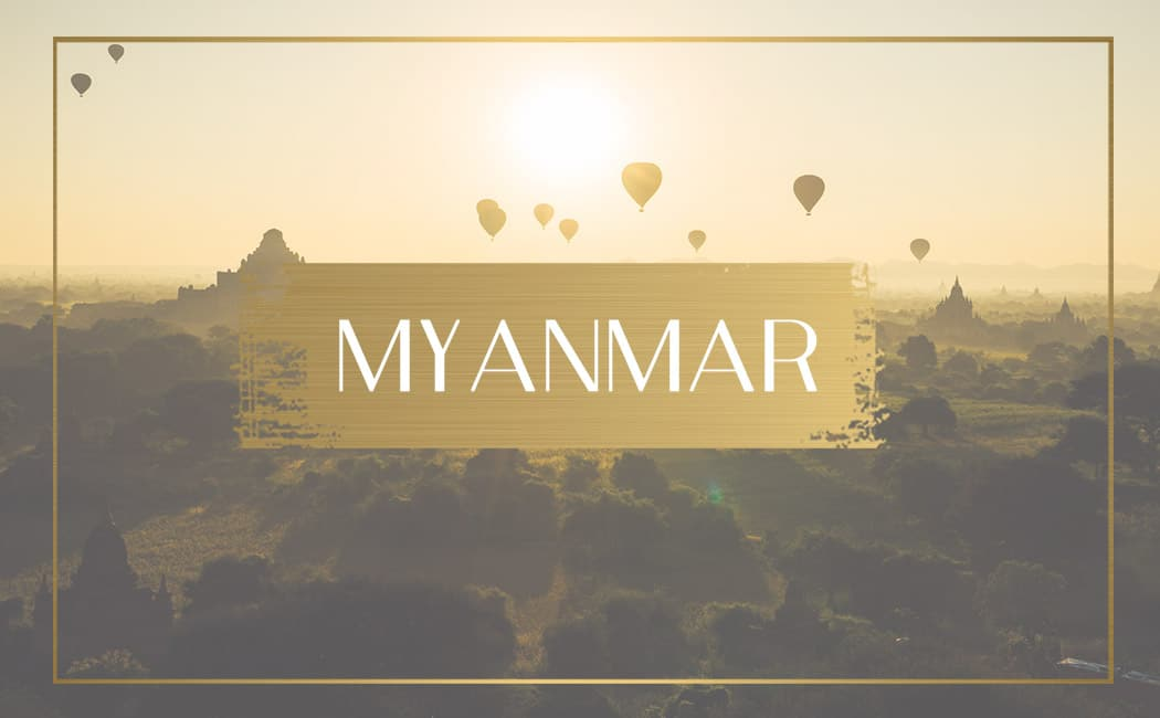 destination Myanmar