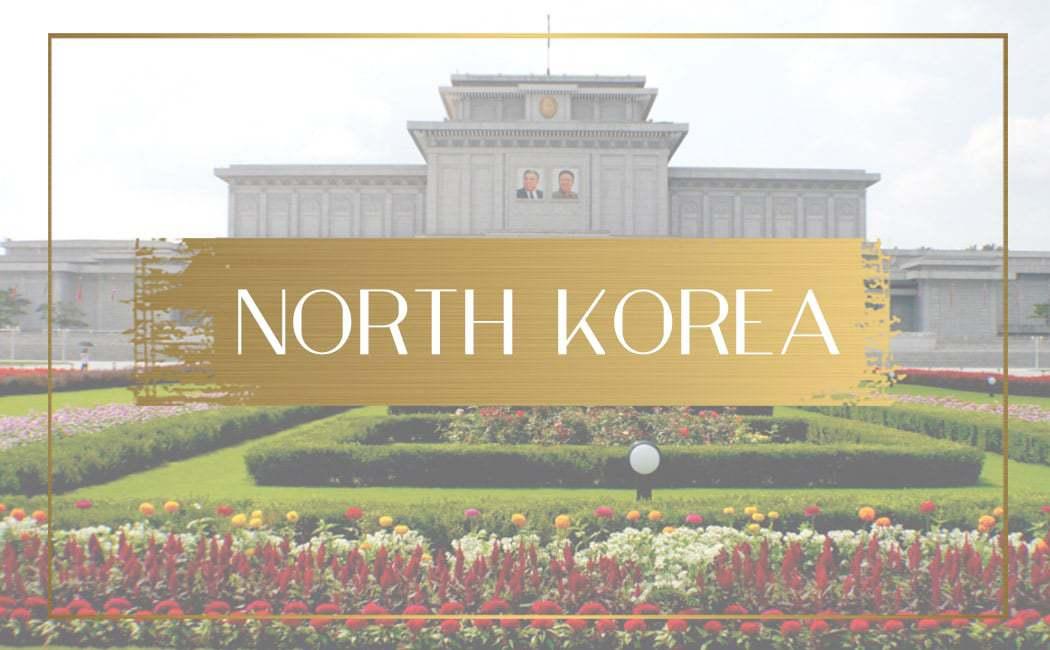 destination North Korea