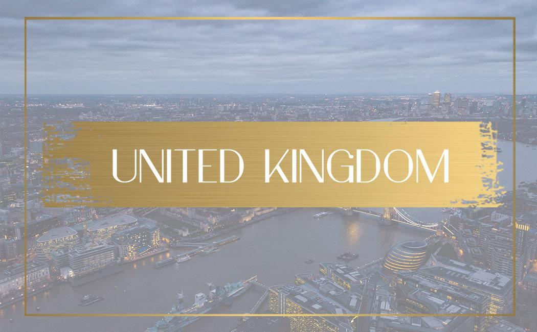 destination United Kingdom