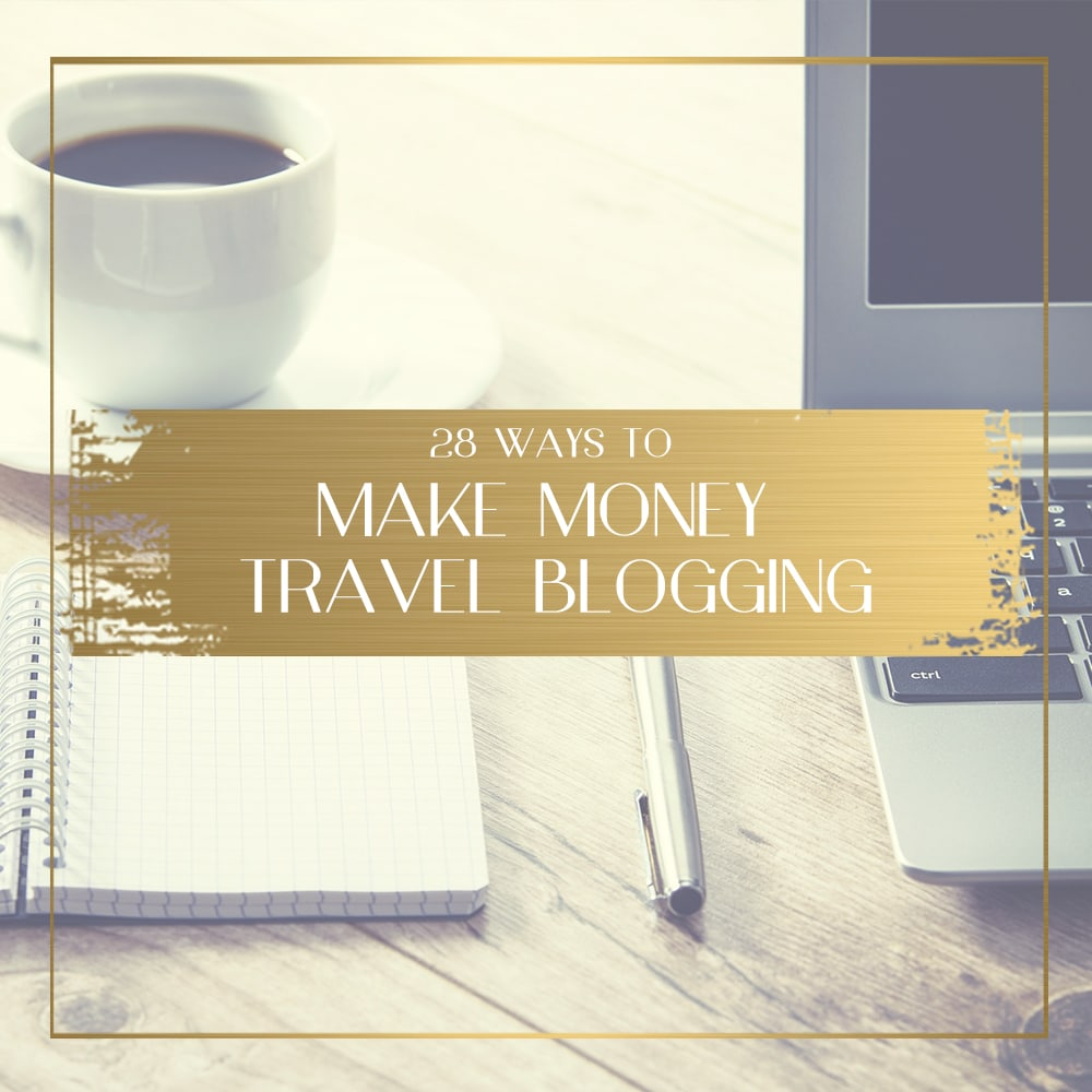 28 ways to make money travel blogging fandeluxe Images