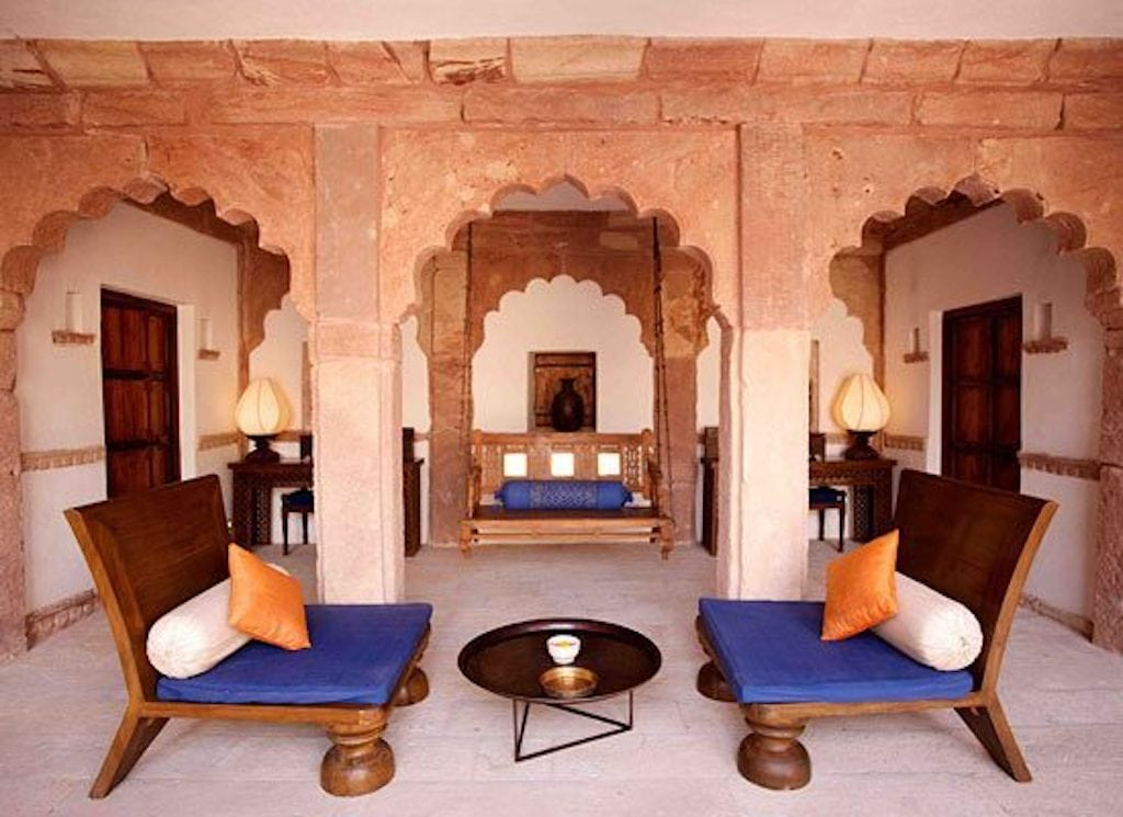 luxury hotels in Jodhpur, ranvas