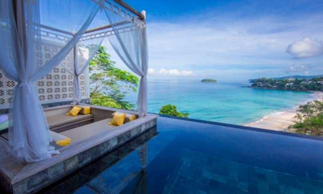 Honeymoon destinations Asia Luxury Hotels